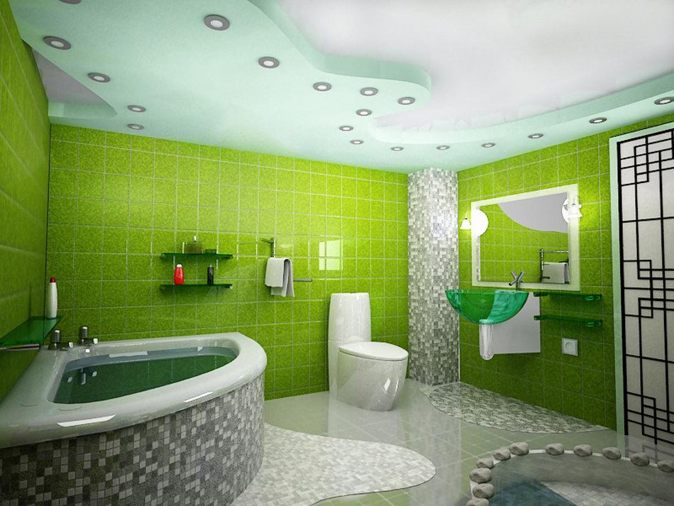 мозаика в ванной комнате фото дизайн